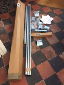 Ford Transit Maxus Aero Tech Roof Rack with Roller Bars - Brand New