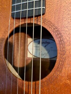 Taylor Left-Handed Baby Tailor Acoustic BT2, Robert Taylor, Taylor Case Included