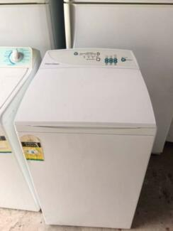 Fisher and Paykel 5.5kgs washing machine