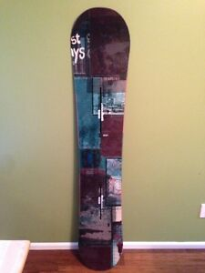 Burton Process Off-Axis 162cm Snowboard