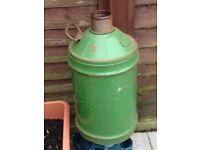 Vintage 25ltr Castrol Oil Drum.