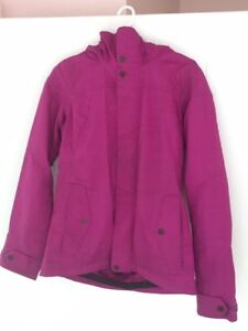 Ladies Burton Snowboard Jacket Size Medium (M)