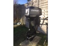 EVINRUDE /JOHNSON 50HP OUTBOARD ENGINE