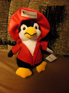 Brand new with tags plush stuffed penguin toy
