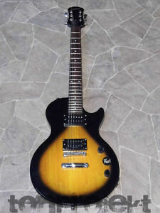 neuwertige Epiphone Special Model II Les Paul  E-Gitarre Duncan bridge pu