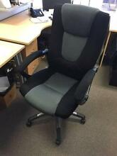 Office Chairs - High back - Great condition St Leonards Willoughby Area Preview
