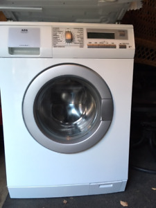 AEG Front-Load Washer