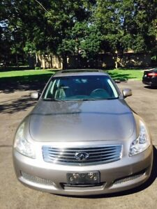 LOW KM - GREAT CONDITION Infiniti G35x Sedan