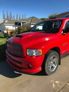 2004 Dodge Ram Sport low KM