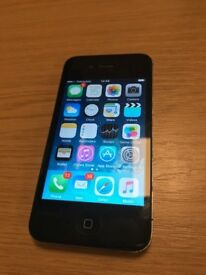 iphone 4 excellent condition great working order
