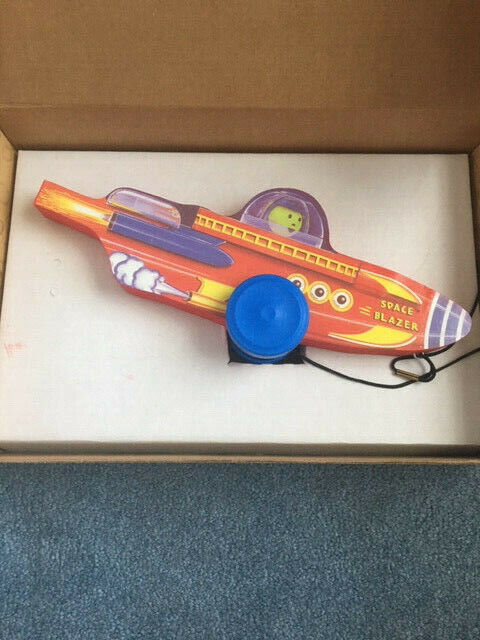 NEW Fisher Price 73062 Classic Wooden Play Toys SPACE BLAZER NIB
