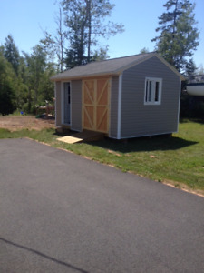 * Storage Sheds- Built to Suit- Bookings still Avail.*