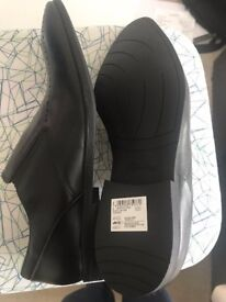 Brand new Clarks leather formal shoes 8.5 UK size