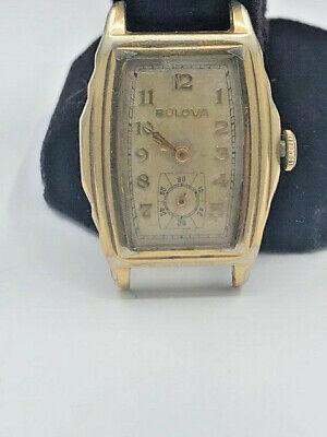 Vintage Bulova Men's Watch