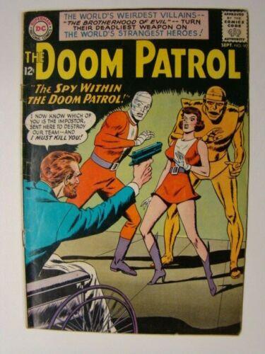 1964 Doom Patrol #90 DC Comics GD/VG