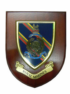 Royal-Marines-Regimental-Military-Wall-Plaque-Navy-Army-Shield