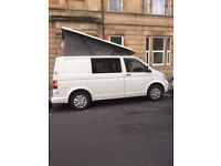 Campervan ideal for visiting the countryside and cities as fits into a standard parking space
