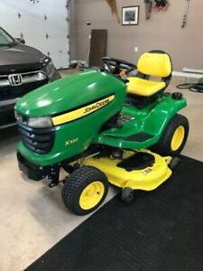 "John Deere X320 Tractor 48"" Deck in Excellent Condition"