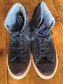 Converse Shoes High Tops/Boots - Size 8 - great condition