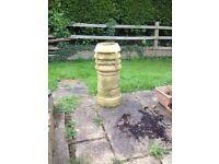 Vintage chimney pot