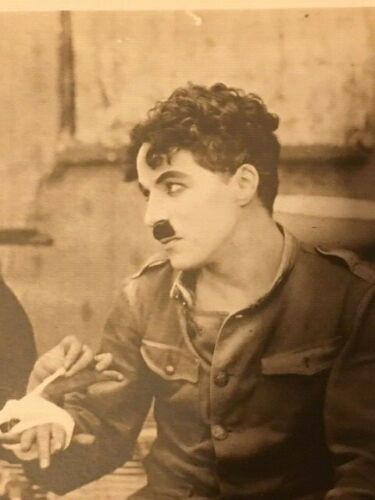 Shoulder Arms -1918 - Early Chaplin Classic!