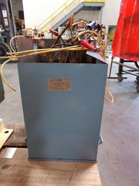 Powerformer 10 KVA Dry Type Transformer Cat # 211-151