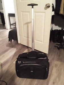 Travel Briefcase on Rollers