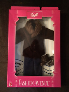 BARBIE Fashion Ave - Winter Clothing for KEN doll (New)