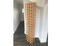 Wine Rack - 64 bottles