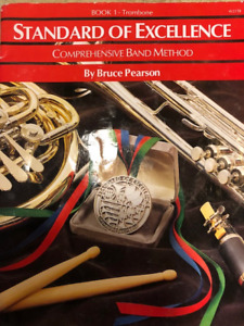 Music Books - Trumpet and/or Trombone