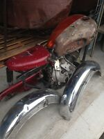 1961 MATCHLESS G12 TWIN