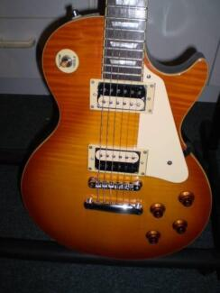 Tokai ALS48 guitar with up grades
