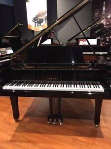 Yamaha C3E Grand Piano Polished Ebony $21,995 Adelaide CBD Adelaide City Preview