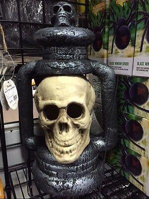 Giant Skull Halloween Lantern Light 22