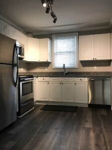 Renovated Designer 2 bedroom Apartment - Open House Monday 12-1!
