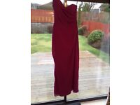 Bridesmaid dress, size 10