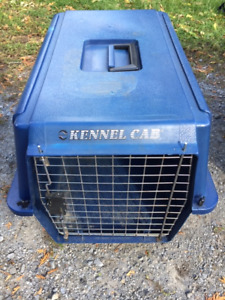 "Pet Crate Carrier by ""Kennel Cab"""