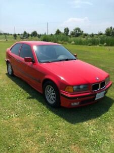 Well maintained 1995 318ti (E36) 5 speed