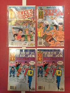 New Kids on the Block comic books West Island Greater Montréal image 4