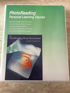 Phpto Reading Learning Course