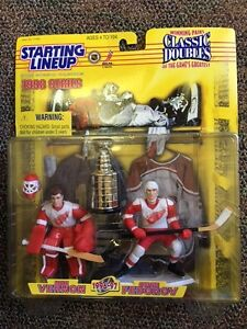 Starting Lineup Figures NHL, NBA, MLB Kitchener / Waterloo Kitchener Area image 2