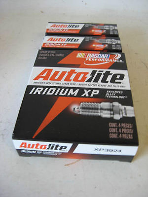 SIX(6) Autolite XP3924 Iridium Spark Plug SET *$3 PER PLUG FACTORY REBATE!*