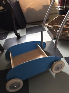 Wagon Cart for Toddler by Ikea