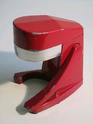 GB VINTAGE SQUEEZER 60'S RED DESIGN ITALY RARE