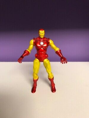 Marvel Universe Iron Man Iconic Armor 3.75 Action Figure