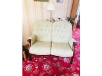 Cintique 2 armchairs and 2 seater sofa