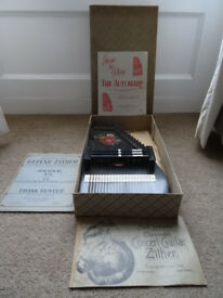Antique Autoharp (Boxed plus Instructions)