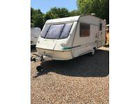 Bargain 1998 elddis 2 berth caravan