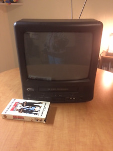 TV-VHS combination
