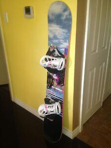 Sims Pristine Women's Snowboard - 147cm